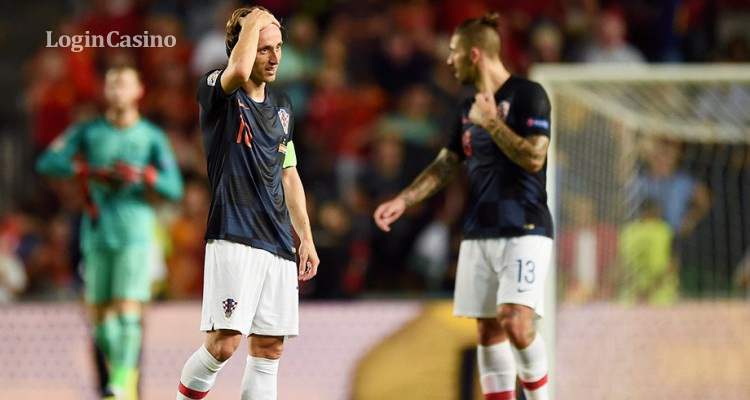 Хорватия проигрывает в Лиге наций: причины