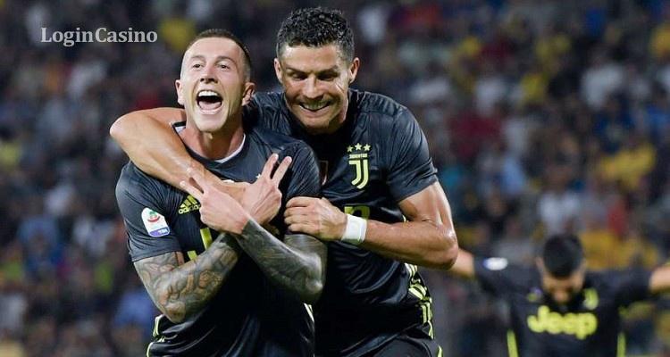 Роналду забивает, «Ювентус» – побеждает (видео)