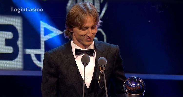 Модрич – лучший игрок по версии FIFA. «Золотой мяч», ты следующий