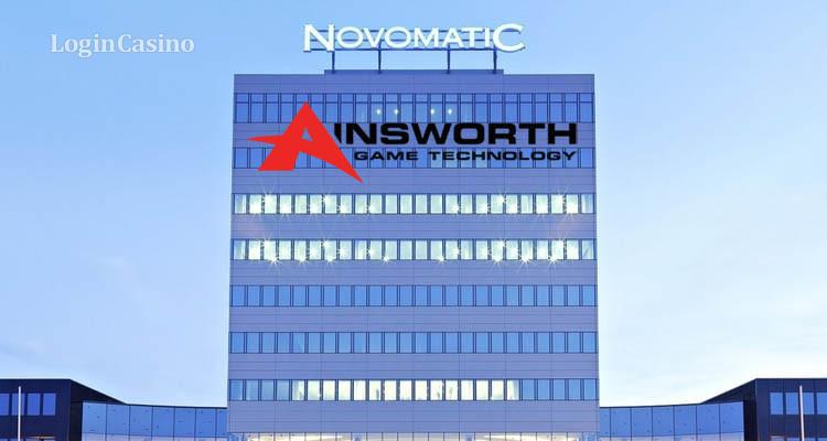Novomatic объединяется с родительской компанией