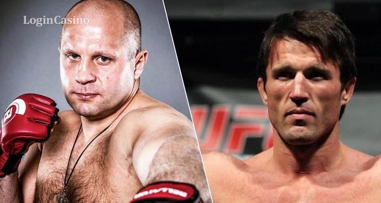 Емельяненко – Соннен 13 октября: прогноз на бой Bellator
