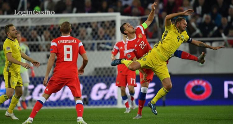 Дебют в Калининграде для сборной России закончился вничью