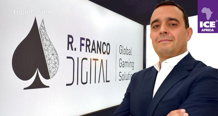 R. Franco Digital представит портфель продукции на ICE Africa