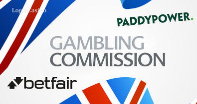 UKGC оштрафовала Paddy Power Betfair на £2,2 млн