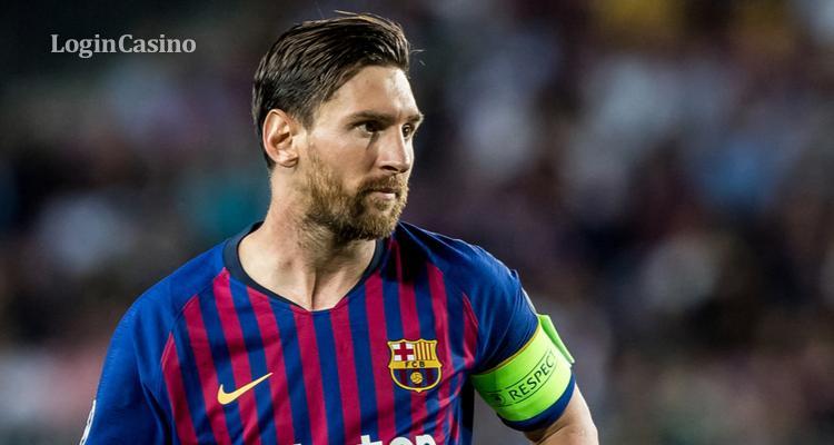 Лионель Месси, «Барселона» — €46 млн
