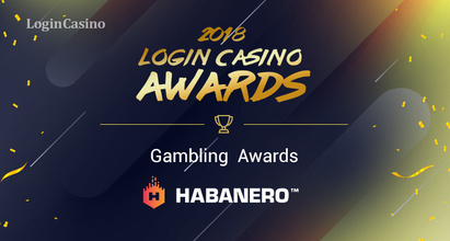 Habanero – номинант на премию Login Casino Awards
