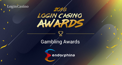 Endorphina – номинант на премию Login Casino Awards 2018