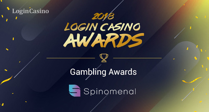 Spinomenal – номинант на премию Login Casino Awards