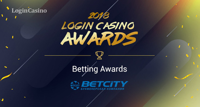 БК «Бетсити» – номинант на премию Login Casino Awards