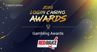 Red Rake Gaming – номинант на премию Login Casino Awards