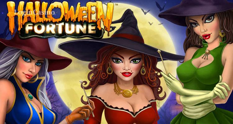 Halloween Fortune от Playtech