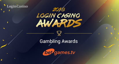 BetGames.TV – номинант на премию Login Casino Awards