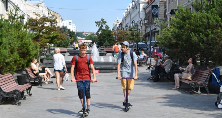 Приморье – в двадцатке самых популярных направлений для туристов всего мира