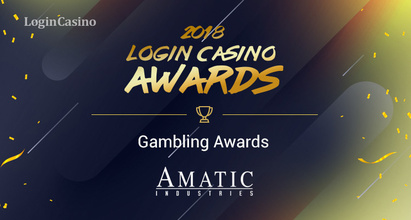 AMATIC – номинант на премию Login Casino Awards