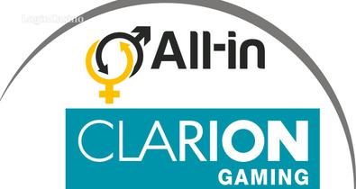 Clarion Gaming и All-In Diversity подписывают стратегическое партнерство