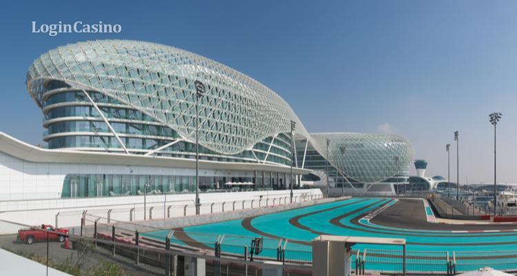 Особенности трассы в Абу-Даби