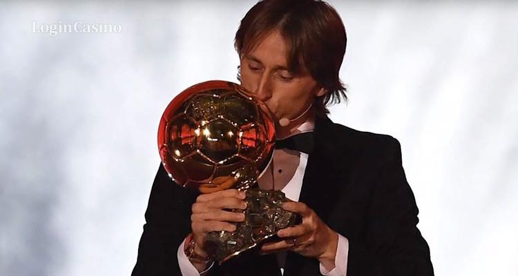 Модрич получил «Золотой мяч 2018»