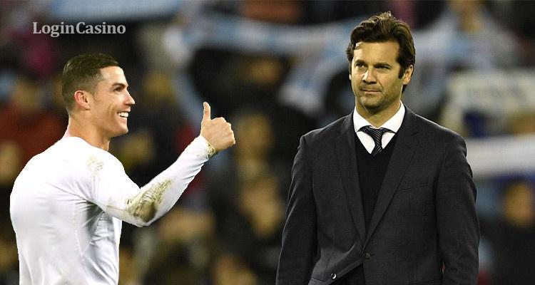 Тренер «Реала» отреагировал на слова Роналду о скромности