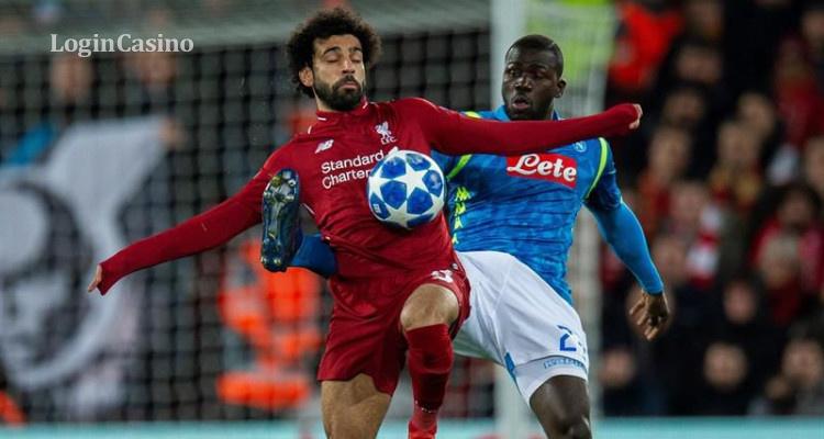 «Ливерпуль» обыграл «Наполи»: без валидола не обошлось