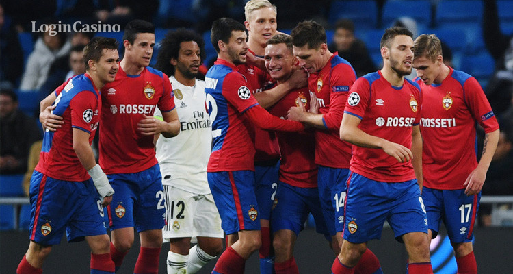 ЦСКА вошел в историю, но футбольный бог обошел их стороной
