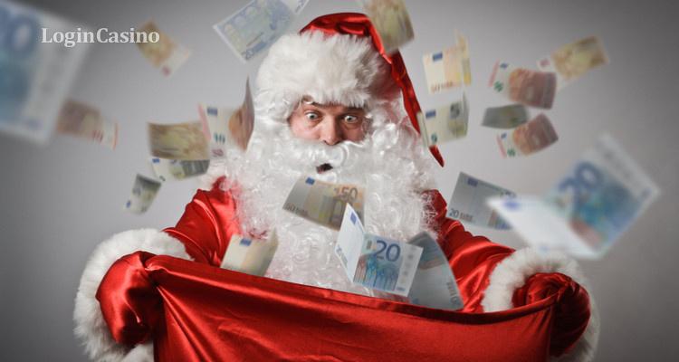 Европейская лотерея разыгрывает на Рождество €2,38 млрд