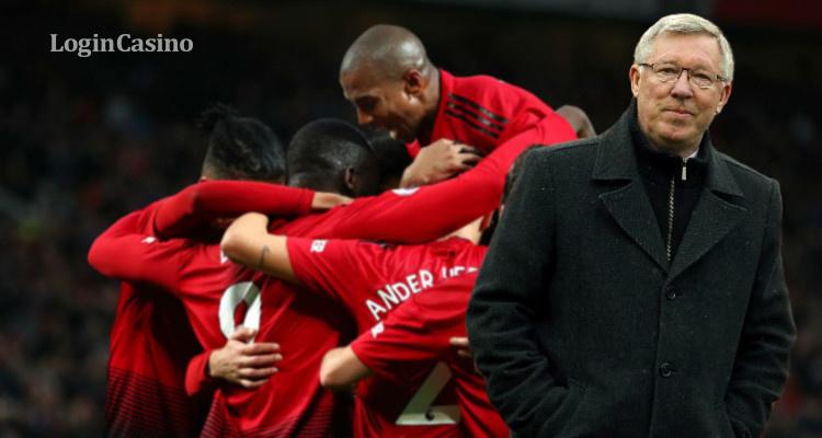 Фергюсон вновь будет тренировать «Манчестер Юнайтед»