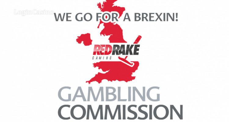 UKGC выдает Red Rake лицензию на удаленный гейминг