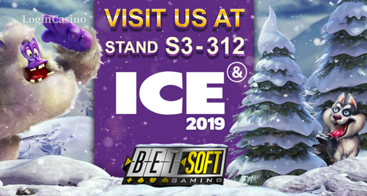 Betsoft Gaming продемонстрирует будущее онлайн-гейминга на ICE 2019
