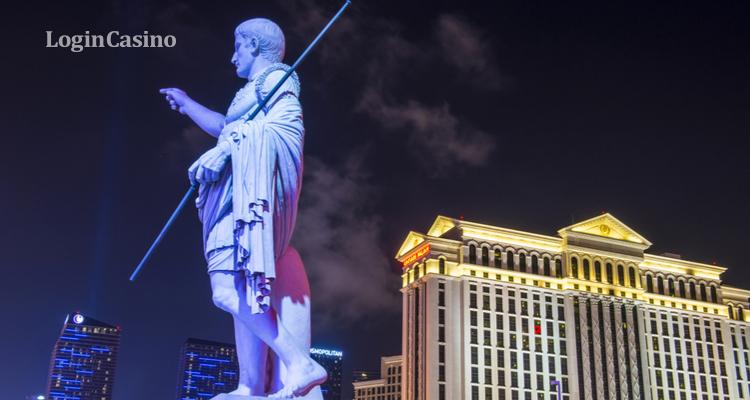 № 3 Caesars Entertainment (NYSE: CZR)