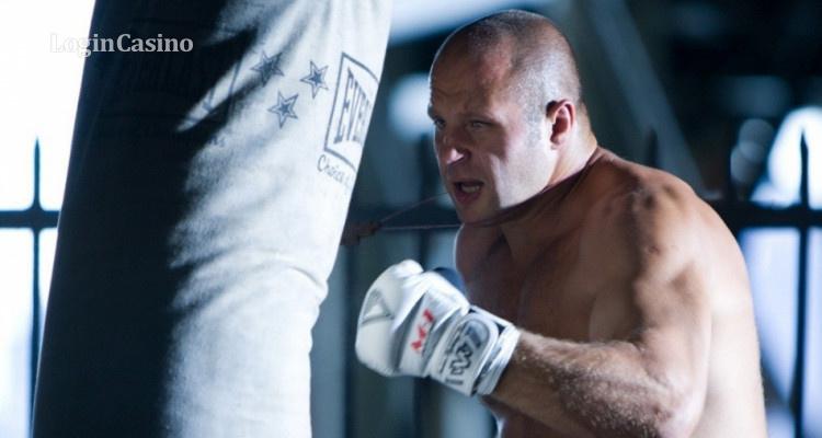 Емельяненко провел открытую тренировку (видео)