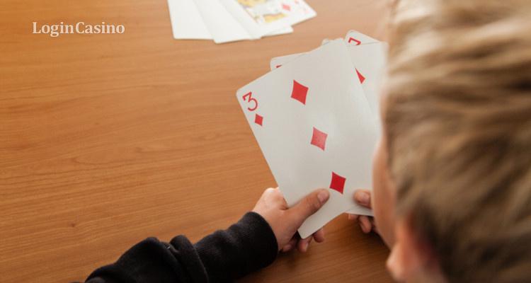 Половина подростков Италии вовлечена в азартные игры