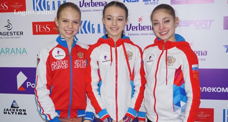 Юниорский чемпионат России по фигурному катанию: троица Тутберидзе вновь на коне