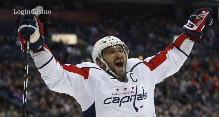 Наконец-то: Овечкин побил рекорд Федорова по результативности в НХЛ (видео)