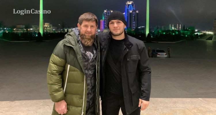 Кадыров вновь подарил Mercedes, теперь – Нурмагомедову