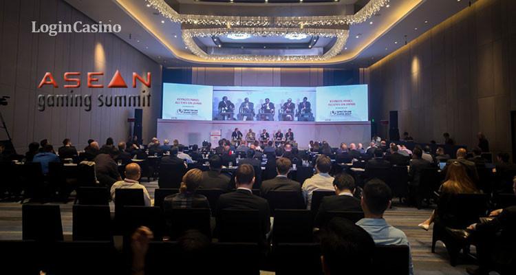 Осталась неделя до ASEAN Gaming Summit 2019