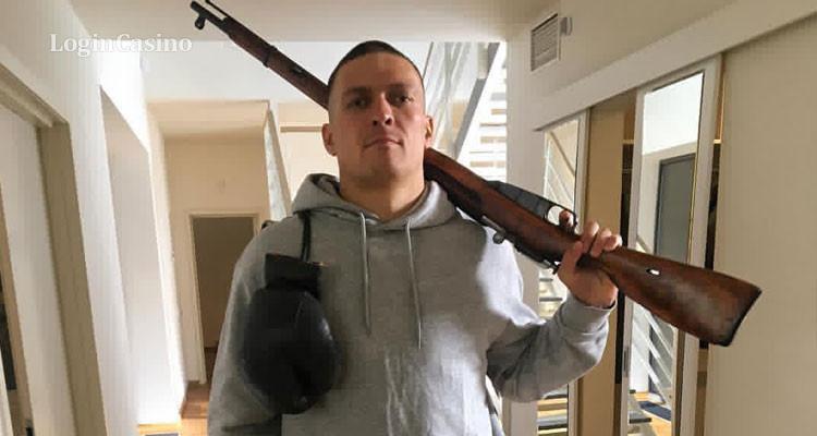 Александр Усик с усердием готовится к переходу в тяжелый вес (видео)