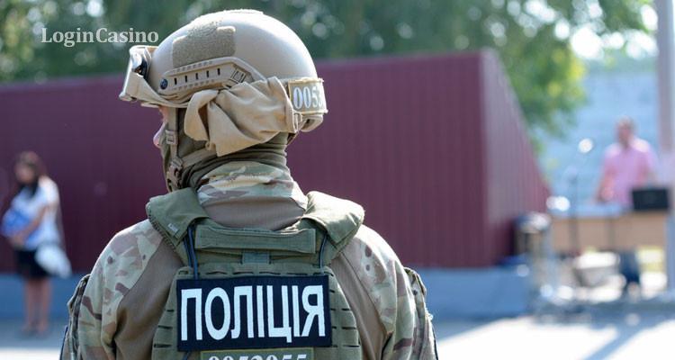 Борьба с нелегальным игорным бизнесом в Украине набирает обороты