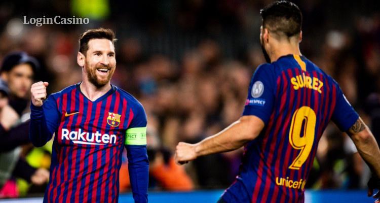 Безответная любовь VAR к Луису Суаресу помогла «Барселоне» победить