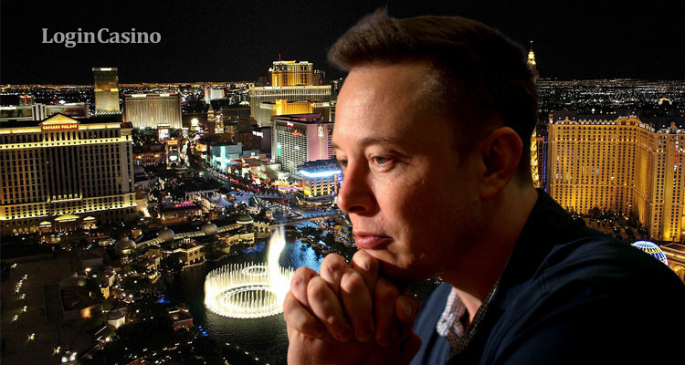 Boring Co. Илона Маска держит курс на Лас-Вегас