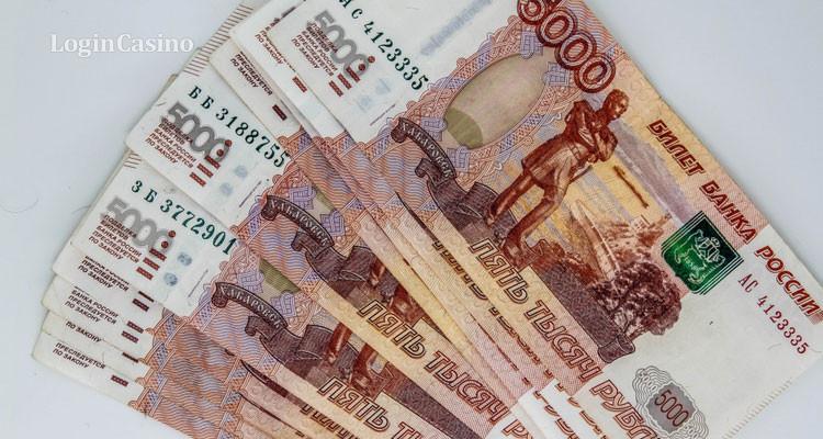 Операторы игорного бизнеса пополнили казну Московской области на 5,7 млн рублей
