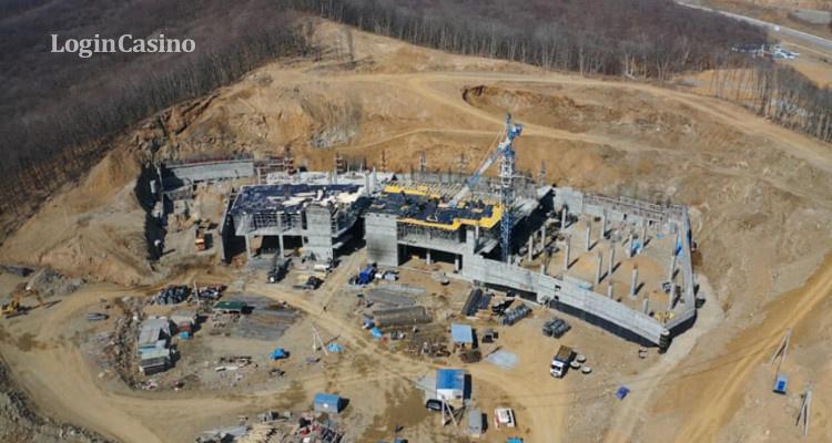 В начале следующего года в игорной зоне «Приморье» откроется еще один объект