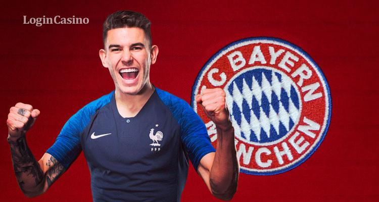 Бавария мюнхен футбольный клуб трансферы