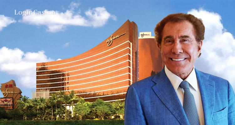 Wynn Resorts не пускает основателя Стива Винна на порог игорных заведений