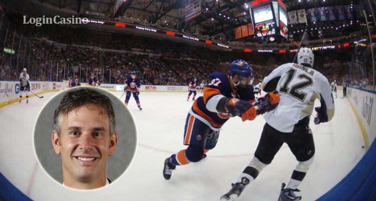НХЛ объявляет ICE North America местом развития спортивного спонсорства