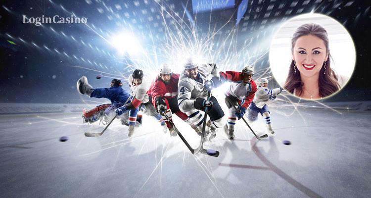 Дарина Денисова: Россия – абсолютный фаворит ЧМ по хоккею