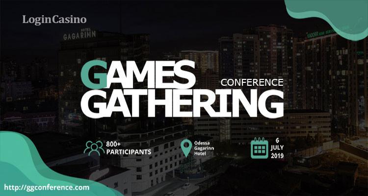 В Украине состоится крупнейшая игровая конференция Games Gathering