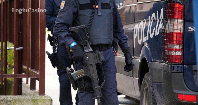 Испанская полиция задержала организаторов договорных матчей