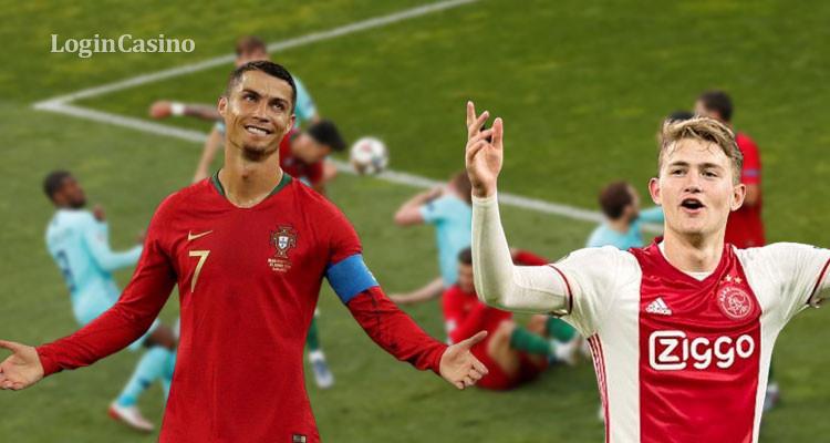 Предложение Роналду шокировало звезду голландской сборной