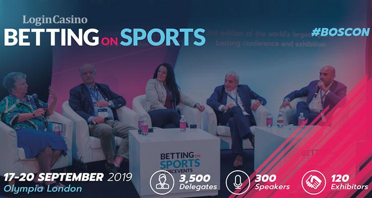 Лидеры индустрии представляют конференцию Betting on Sports 2019