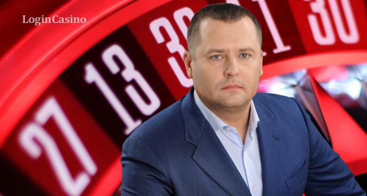 В Украине снова на повестке дня – игорный бизнес
